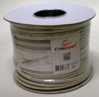 Gembird CAT 6 UTP LAN Cable Grey 100m