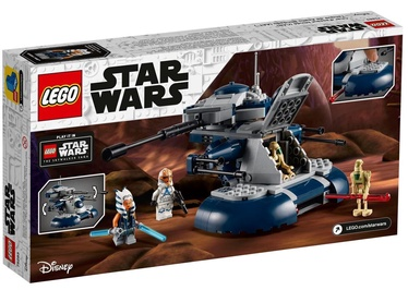 Конструктор LEGO Star Wars Wars Armored Assault Tank AAT 75283, 286 шт.