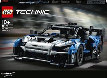 Konstruktors LEGO Technic McLaren Senna GTR™ 42123, 830 gab.