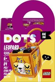 Конструктор LEGO Dots Брелок «Леопард» 41929, 84 шт.