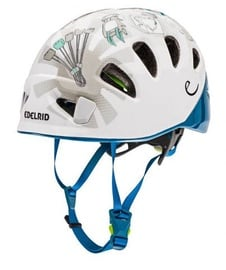 Edelrid Shield II Helmet 52-62cm White/Blue
