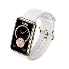 Viedais pulkstenis Huawei Watch Fit, balta