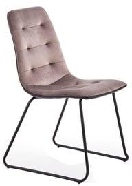 Ēdamistabas krēsls Halmar K321 Grey/Black, 1 gab.
