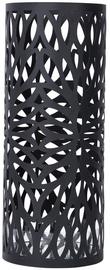 Lietussargu statīvs Songmics, melna, 195x195x490 mm