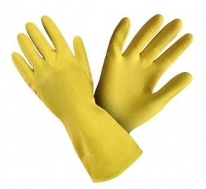 Rubber Gloves M