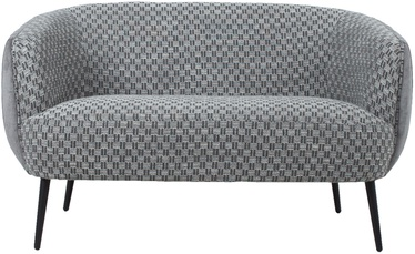 Диван Home4you Accent 20235, серый, 80 x 129 x 74 см