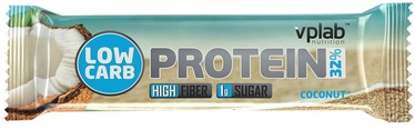 VPLab Low Carb Protein Bar Coconut 24 x 35g