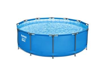 Бассейн Bestway 56418, синий, 3660x1000 мм, 9150 л