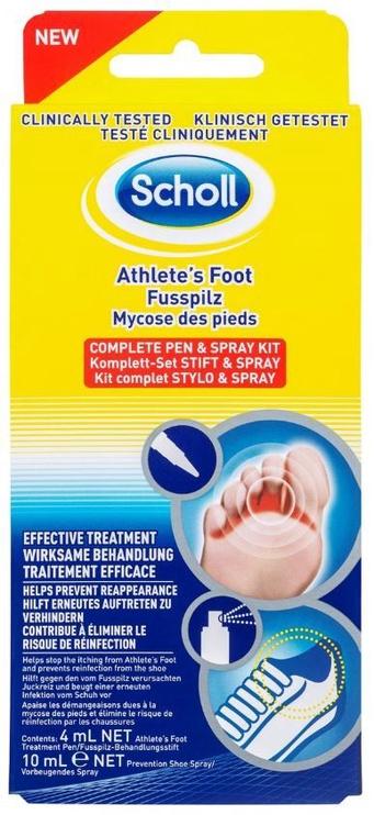 Scholl Athlete's Foot Kit