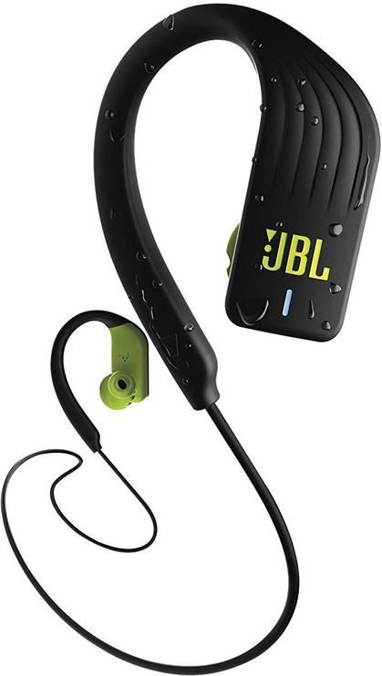 Austiņas JBL Enudurance Sprint Black/Yellow, bezvadu