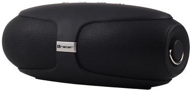 Bezvadu skaļrunis Tracer Warp Black, 10 W