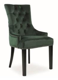 Ēdamistabas krēsls Signal Meble Edward Velvet Green