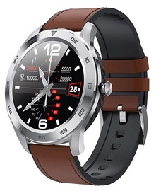 Viedais pulkstenis Garett GT22S, brūna