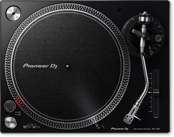 Patefons Pioneer DJ PLX-500 Black, 10.7 kg