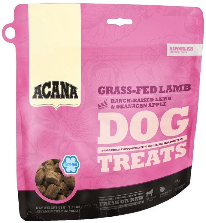 Acana Grass-Fed Lamb Dog Treats 35g