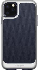 Spigen Neo Hybrid Back Case For Apple iPhone 11 Pro Max Silver