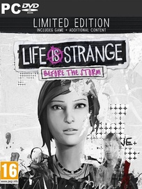 Life Is Strange: Before The Storm Limited Edition PC