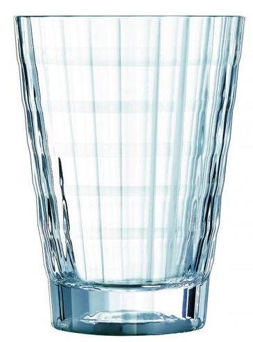 Cristal dArques Iroko Juice Glasses 28cl 4pcs