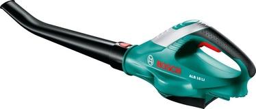 Аккумуляторная воздуходувка для листьев Bosch ALB 18 LI, без батареи (поврежденная упаковка)