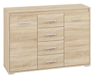 ML Meble Avo 14 Chest Of Drawers Sonoma Oak