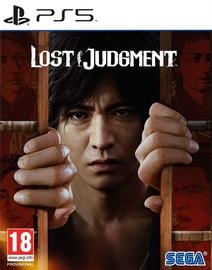 PlayStation 5 (PS5) spēle Sega Lost Judgment