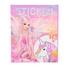 Наклейки Depesche Top Model Fantasy Sticker
