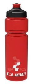 Cube Bottle Icon 0.75l Red