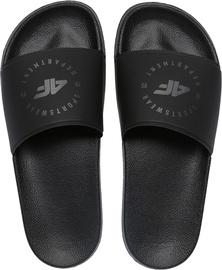 4F Women Slides H4Z20-KLD001 Black 38