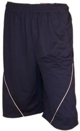 Bars Mens Football Shorts Dark Blue 188 XL