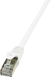 LogiLink Patch Cable Cat.6 F/UTP EconLine 5m White