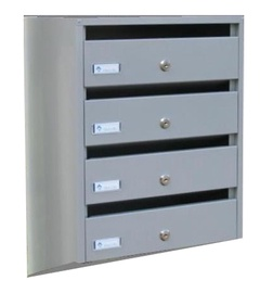 Glori Mailbox PD934 Grey