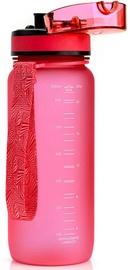 Бутылка для воды Meteor 74581, розовый, 0.65 л