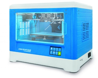 3D printeris Flashforge Inventor, 15 kg