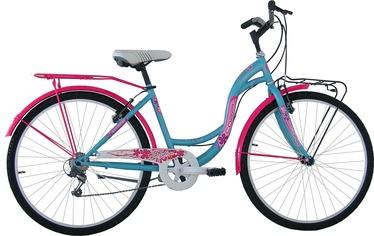 Coppi CTB City Bike Lady 26'' Blue/Pink