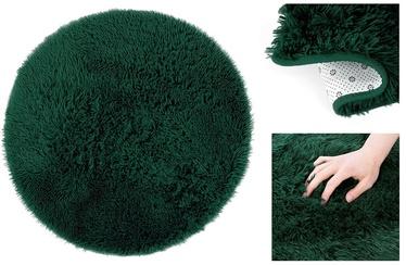 Vannas istabas paklājs AmeliaHome, zaļa