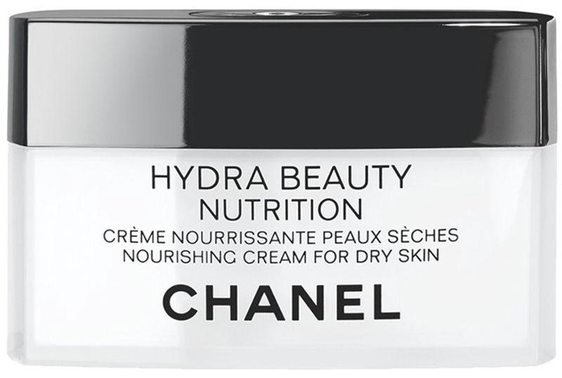 Sejas krēms Chanel Hydra Beauty Nutrition Cream Dry Skin, 50 g