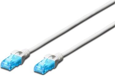 Tīkla kabelis Digitus CAT 5e, balta, 20 m
