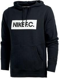 Nike F.C. Mens Football Hoodie CT2011 010 Black L