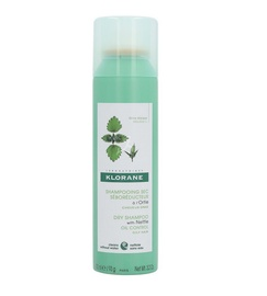 Sausais šampūns Klorane With Nettle Tinted, 150 ml