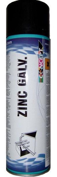 Concept Gray Primer Spray Paint 450ml