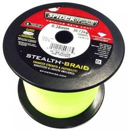 Spiderwire Stealth Braid 0.35mm 1800m