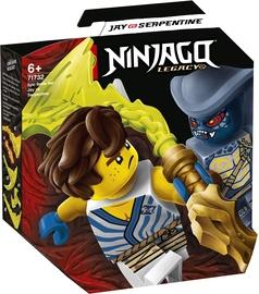 Konstruktors LEGO Ninjago Episkās kaujas komplekts: Jay pret Serpentine 71732, 69 gab.