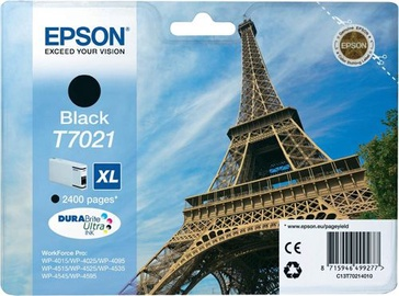 Epson WP4000/4500 Ink Cartridge XL Black