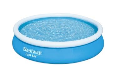 Бассейн Bestway Fast Set 57313, синий, 4570x840 мм, 9677 л