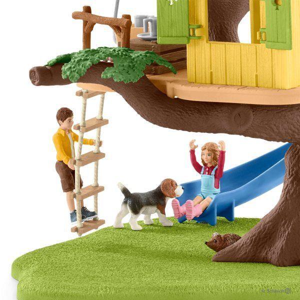 Rotaļlietu figūriņa Schleich Adventure Tree House 42408