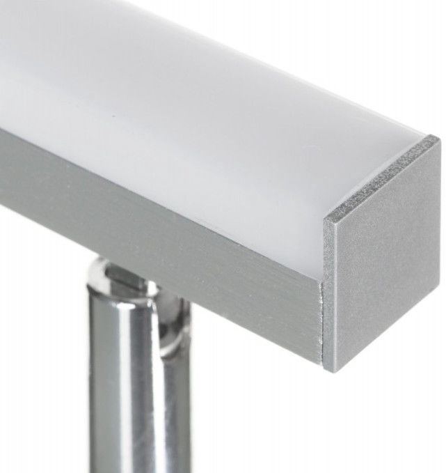 ActiveJet Xenia Ceiling Lamp Silver 18.4W LED