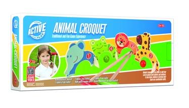 Спортивная игра Tactic Animal Croquet