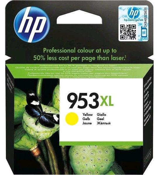 HP 963XL Ink Cartridge 3JA29AE Yellow