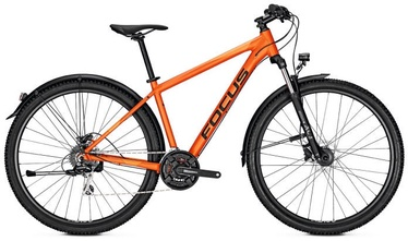 Focus Whistler 3.5 EQP XL Orange Matte 20