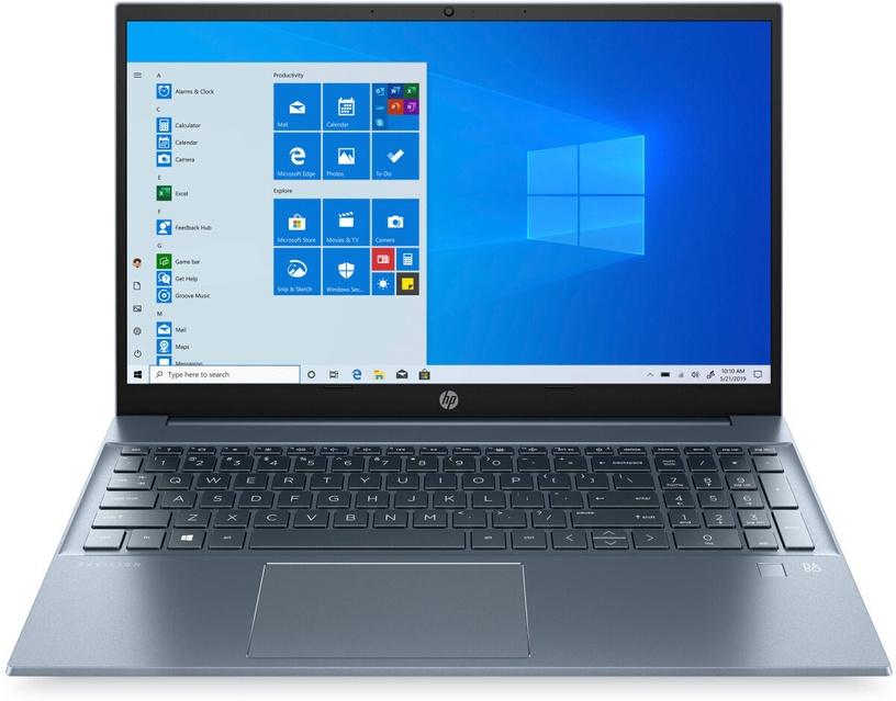 Ноутбук HP Pavilion 15-eh0038nw, AMD Ryzen 5, 8 GB, 512 GB, 15.6 ″